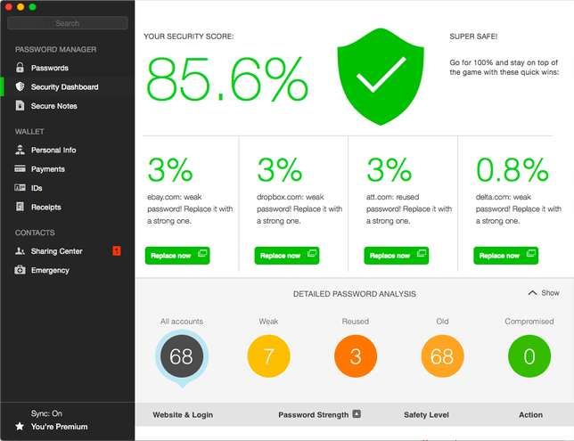 Dashlane  Security Summary - Ryve Blog