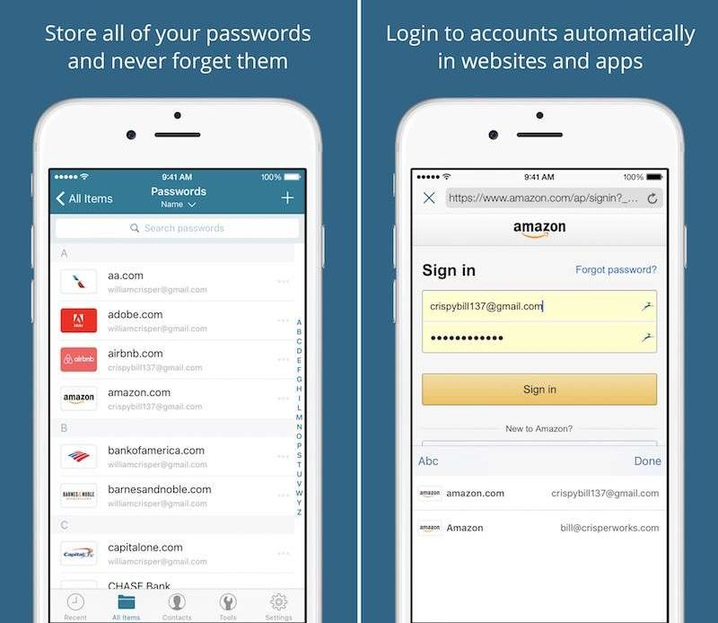Dashlane Phone App - Ryve Blog